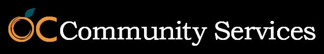 OCCS Logo White